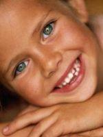 Фторирование молочных зубов