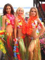 Гавайская вечеринка - костюмы своими руками