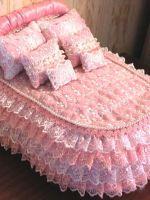 Как сделать кровать для Барби?