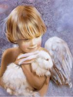 Как сделать крылья ангела?