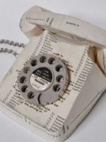 Как сделать телефон из бумаги?