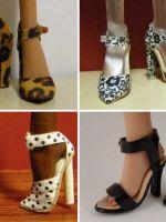 Как сделать туфли для Барби?