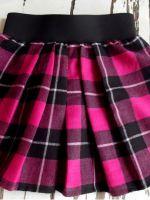 Как сшить юбку на резинке?