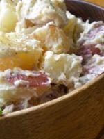 Картофельный салат – рецепт