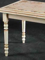 Кухонные столы с керамической плиткой