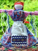Кукла-желанница - мастер-класс