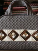 Лоскутное шитье сумки своими руками