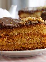 Медовый бисквит – рецепт
