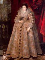 Мода 17 века в Европе