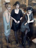 Мода 20 годов 20 века