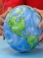 Поделки ко дню Земли