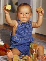 Режим дня ребенка в 1 год