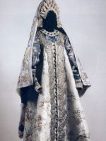Русский народный свадебный костюм