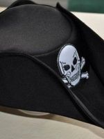 Шляпа пирата своими руками