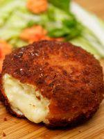 Жареный cыр – рецепт