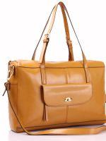 Женская сумка на длинном ремне