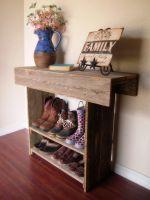 Мебель из старых досок