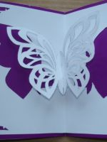 Открытки киригами