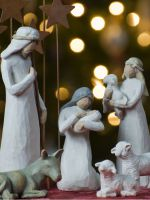 Рождественские поделки с детьми