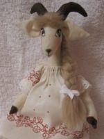 Тильда коза