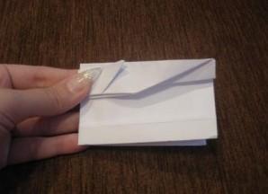 как сделать телефон из бумаги 24