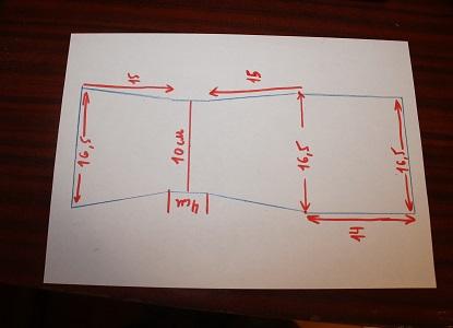 как сделать телефон из бумаги 30
