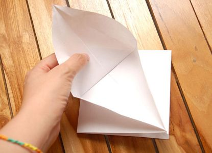 как сделать журавлика из бумаги фото 12