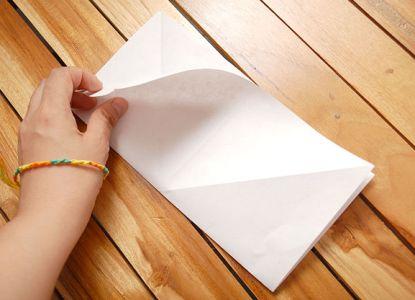 как сделать журавлика из бумаги фото 3