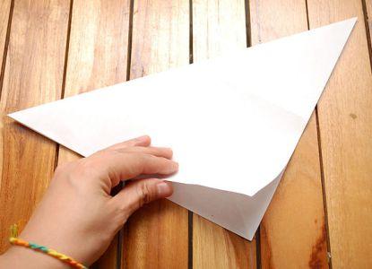 как сделать журавлика из бумаги фото 4