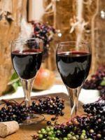 Вино из бузины