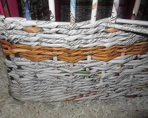 10. Плетеная мебель своими руками