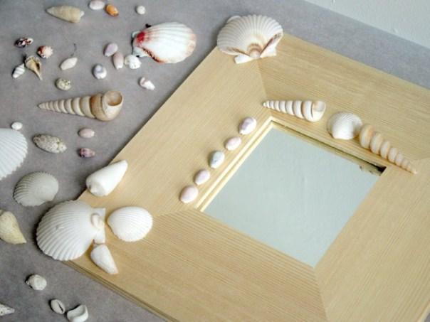 Декор своими руками зеркала