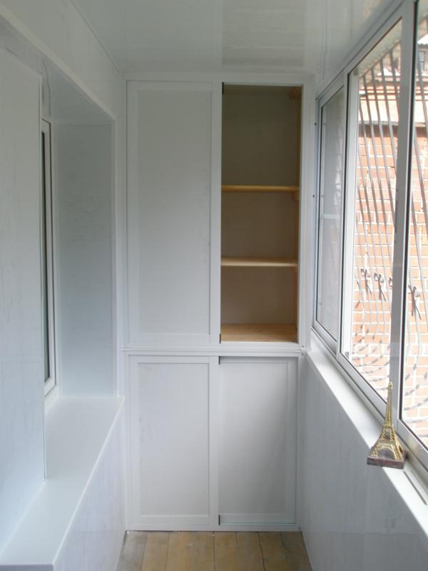 Как сделать шкаф своими руками из пластиковых панелей