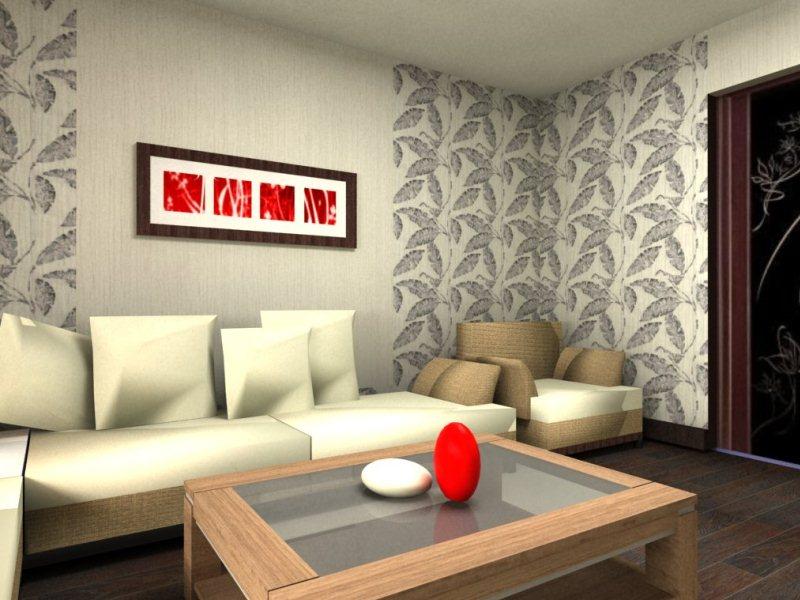 Цветочные узоры в интерьере: выбираем мебель