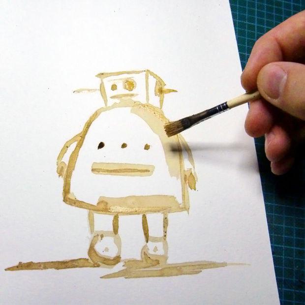 Нарисуйте картину