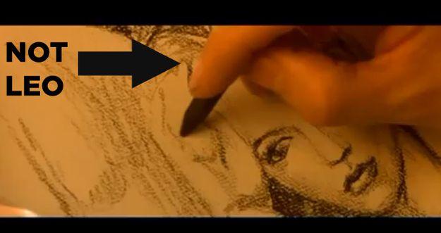 Джеймс Кэмерон является автором всех рисунков в альбоме Джека Доусона