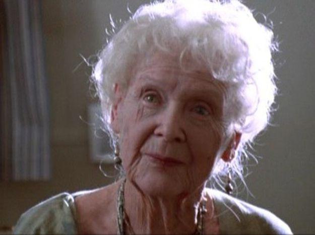 Глория Стюарт была единственной, кто принимал участие в съемках