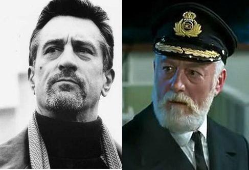 Роберту Де Ниро была предложена роль капитана Смита