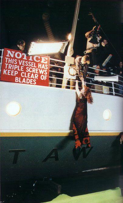 Съемки картины обошлись дороже, чем строительство настоящего Титаника