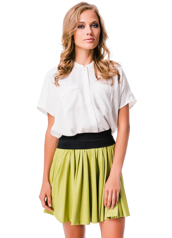 Длинные юбки на широких резинках