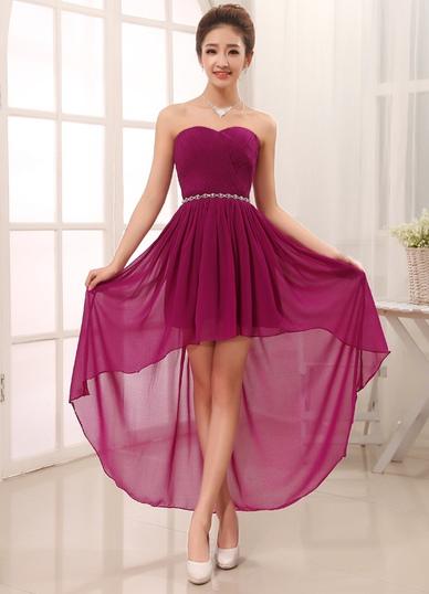 Легкое платье на свадьбу подруги