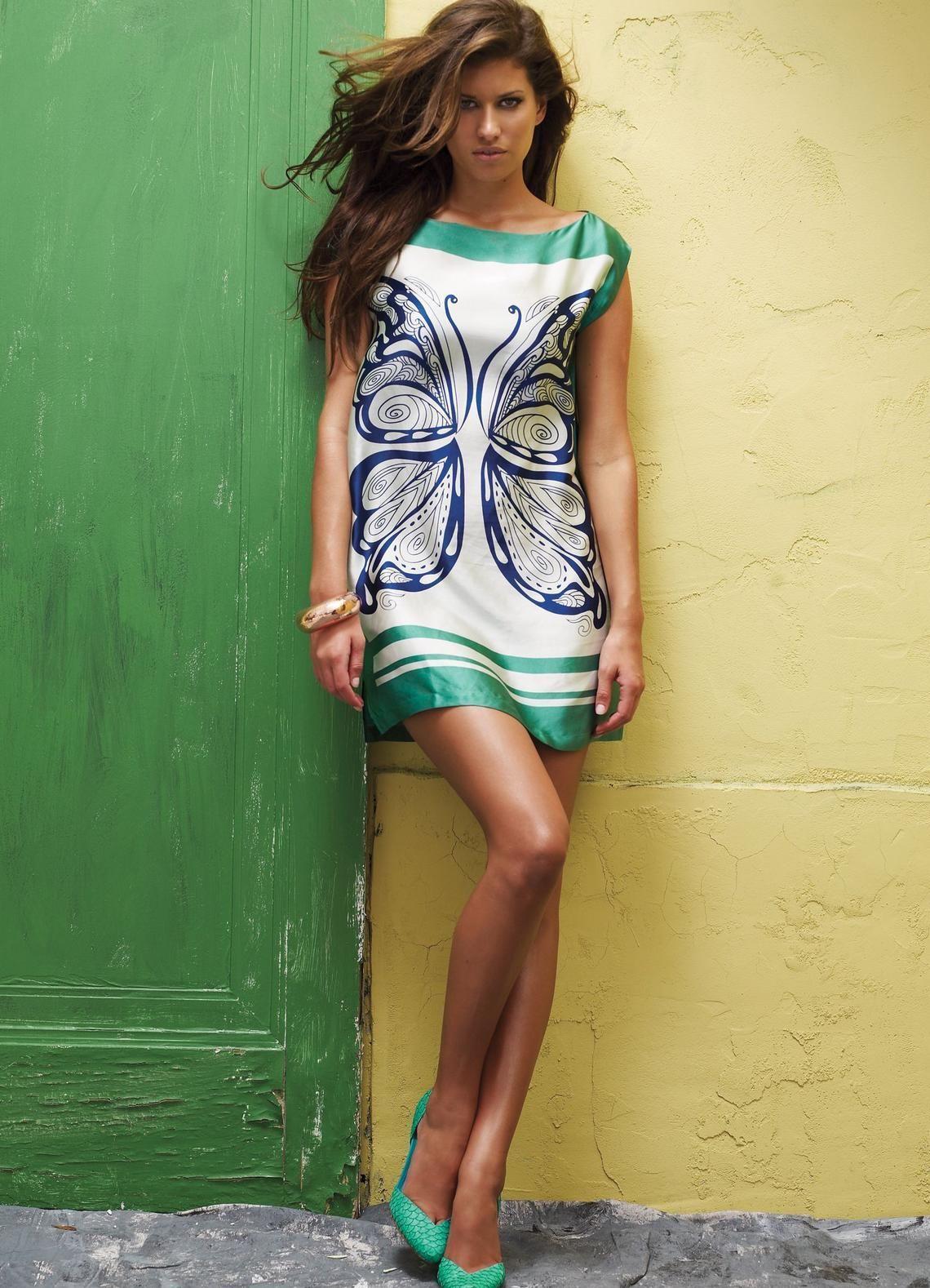 Натуральные ткани для летнего платья