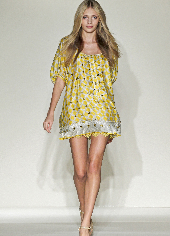 Какая ткань лучше для летних платьев