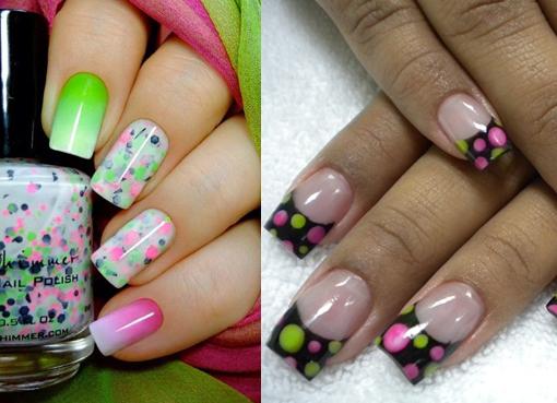 Фото гелевые ногти дизайн