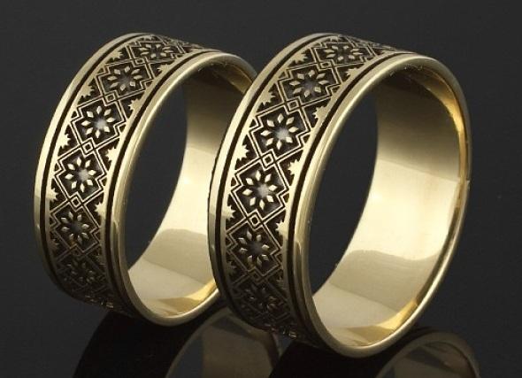 модные обручальные кольца 2015 2