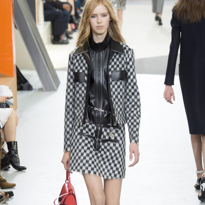 Модные Кожаные Куртки 2015