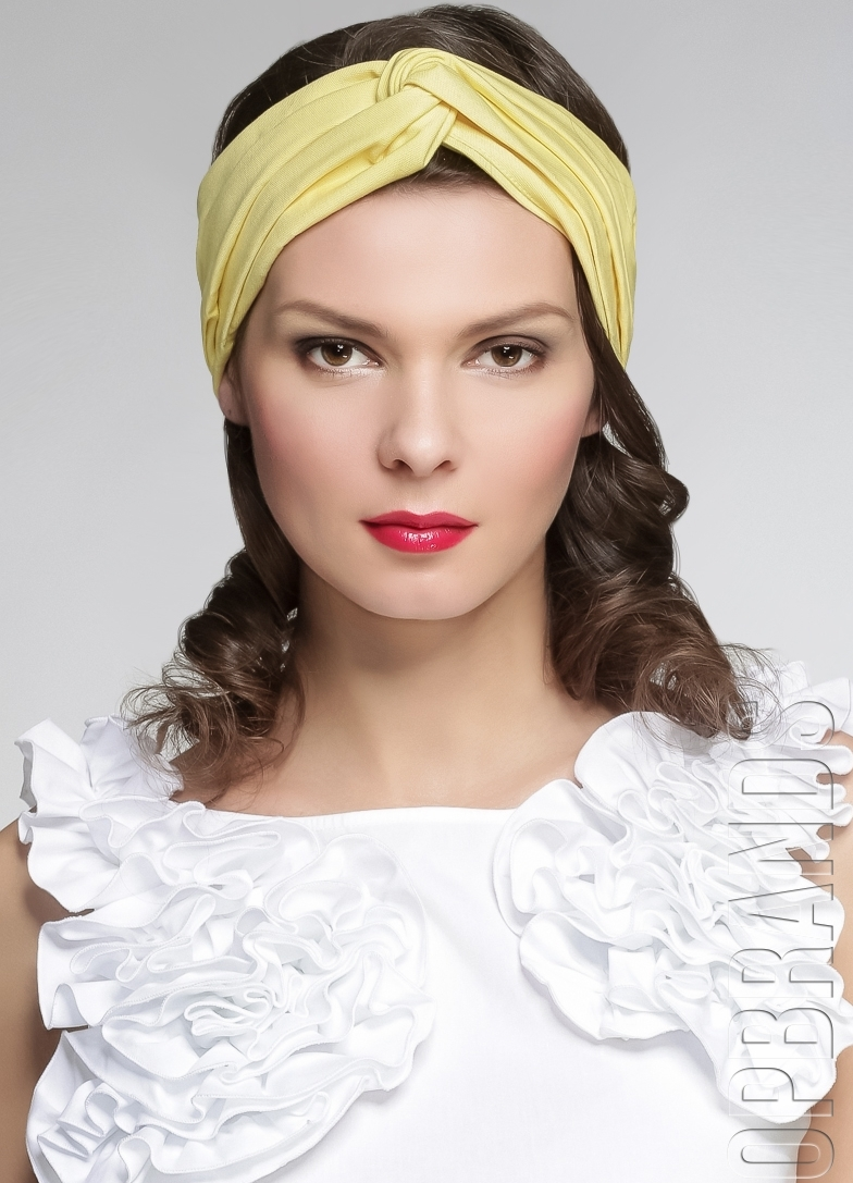Аксессуары на голову для платья