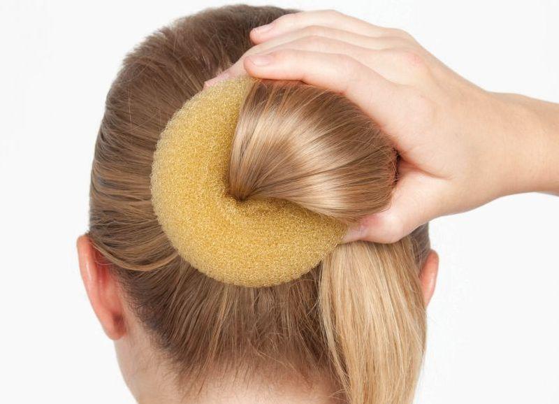 Заколка для волос хеагами