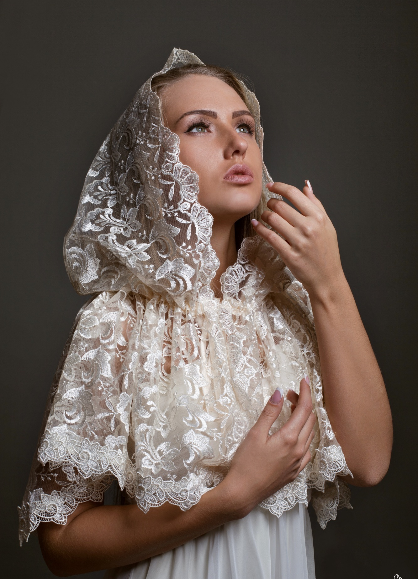 Платки для венчания своими руками