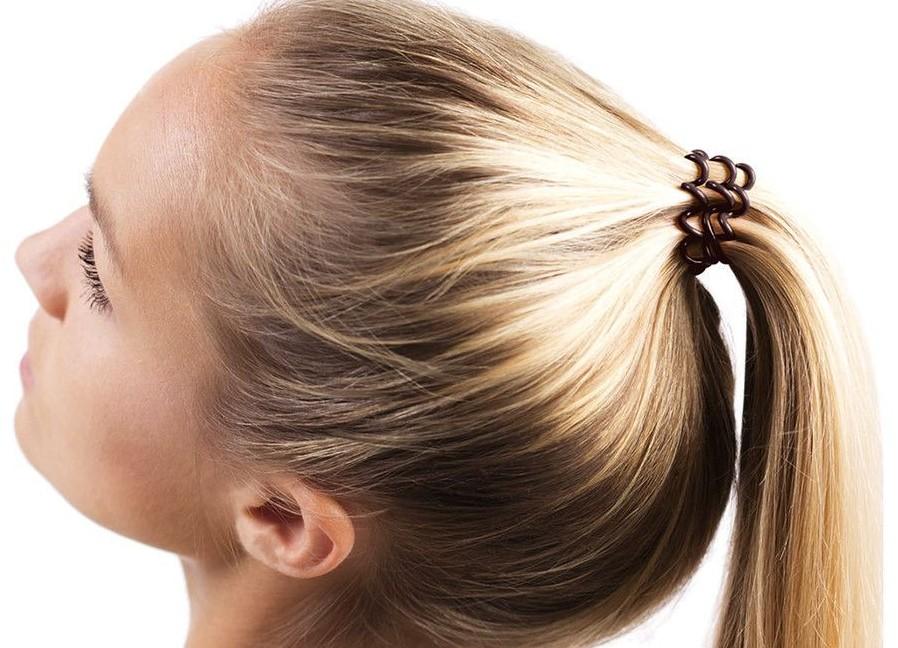 Резинки для волос invisibobble своими руками